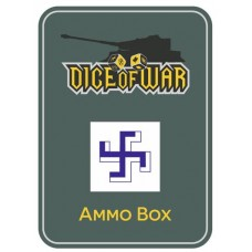 Finnish Ammo Box - Dice Tin